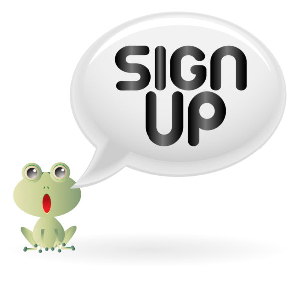 Sign Up Clip Art