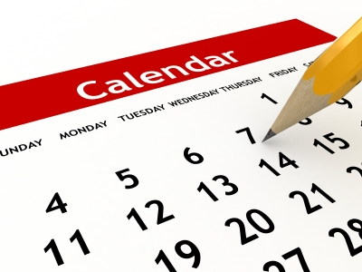 Mark Your Calendar Clipart - Clipart library