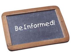 informed