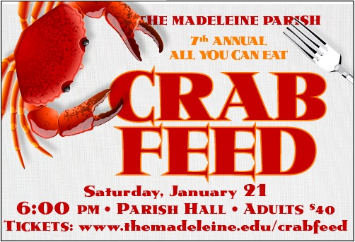 CRab Feed! Get your tickets today